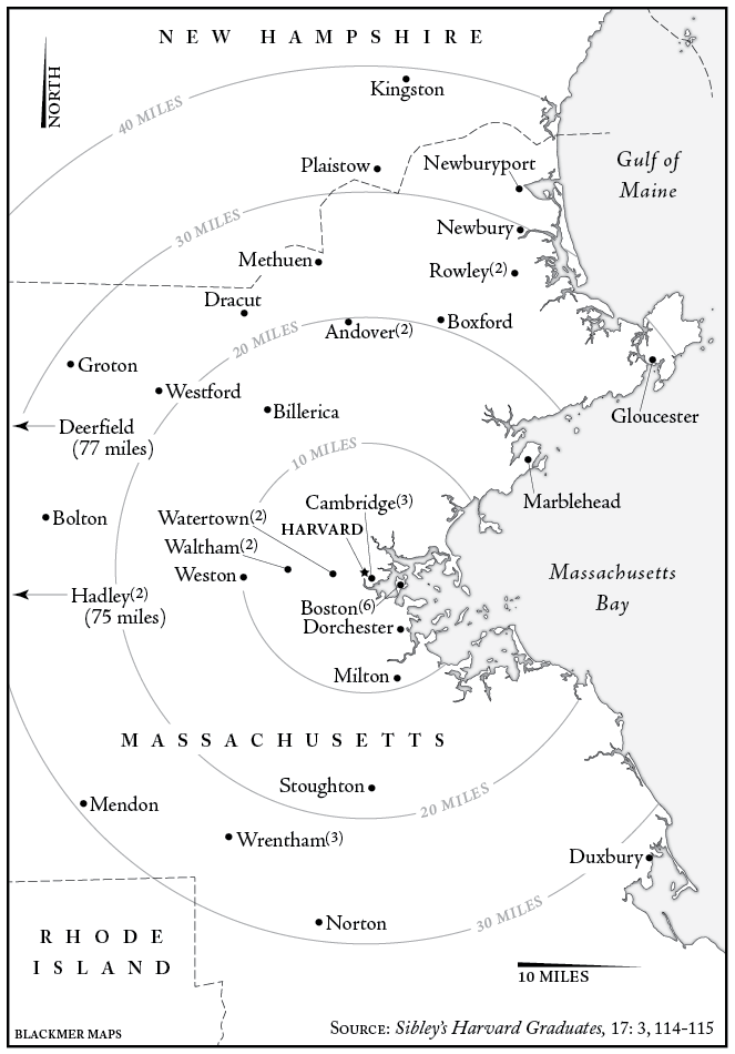 Wright Harvard Map